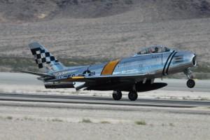 F-86 SABRE (Photo:Yoshitomo Aoki)